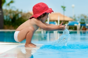 Building a New Pool? Consider These Design Features for Added Water Safety  | Kathleen McMordie Infant Aquatics Expert Katy Texas