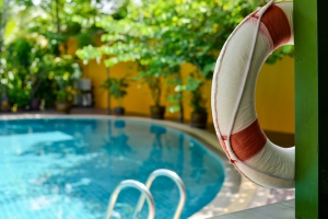 Pool Safety: Add These Layers of Protection to Your Residential Pool  | Kathleen McMordie Infant Aquatic Survival Expert Katy Texas